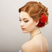 wedding hair services - pure