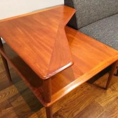 Teak Sofa Table 12 Foot France And Son Danish Pure Imagination