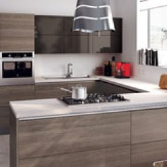 New Kitchen Design Stove With Griddle Pure Kitchens Manufacture Hamilton Photo Of A Modern Designer