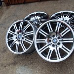 Bmw E46 M3 Wheels Refurbished And Mirror Polished Pureklas