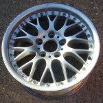 Bmw Z3 Bbs Split Rim Wheels Refurbished Polished Powder Coated Pureklas