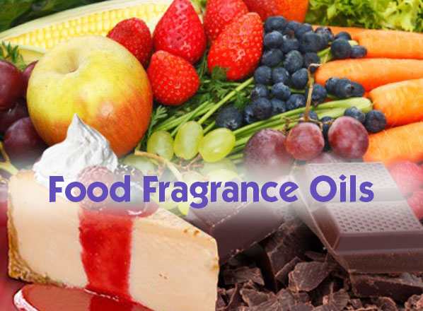 food fragrance oil selection