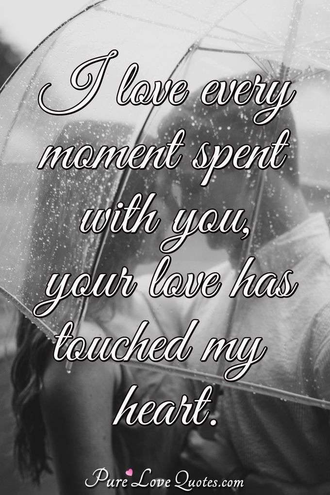 with you quotes purelovequotes