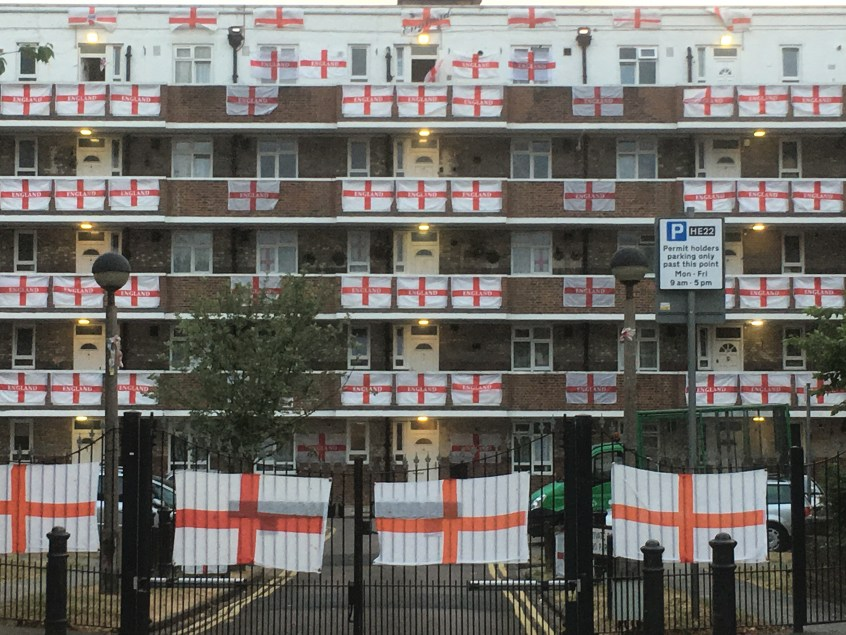 Footballs Coming Home - UK