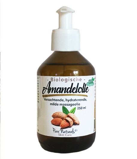 Amandelolie biologisch | Massage olie | Kopen