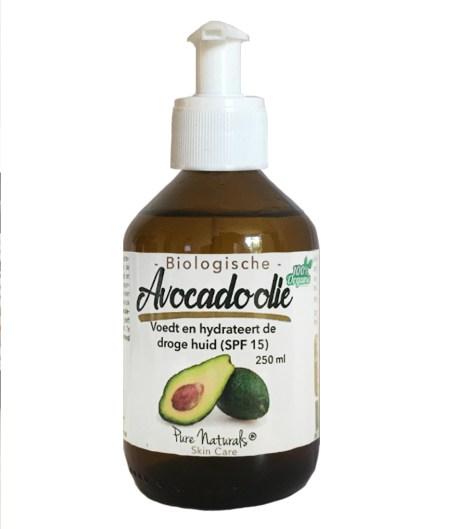 Avocado olie | Biologisch | Geraffineerd | massage olie | kopen