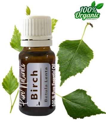 Berken essentiële olie - organic - biologisch - pure naturals