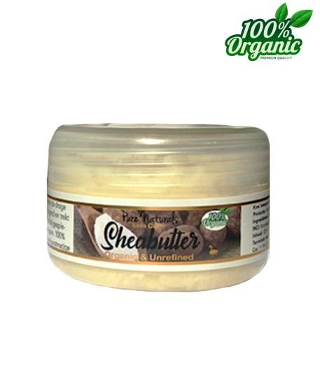 sheabutter boter biologisch huidverzorging
