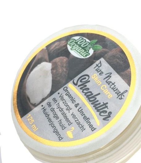 sheabutter shea boter huidverzorging