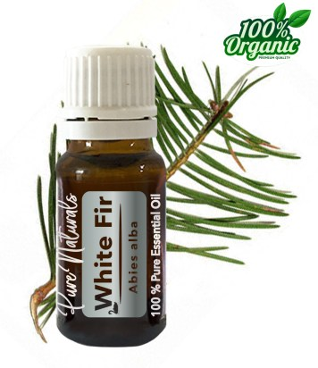 Zilverspar essentiële olie - organic - biologisch - pure naturals