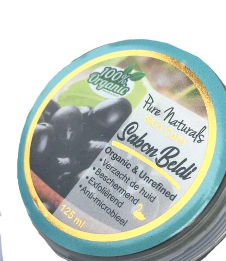 sabon beldi zwarte olijven zeep natuurlijk