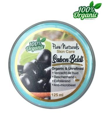 zwarte zeep salon beldi Marokkaanse zeep natuurlijk olijvenzeep