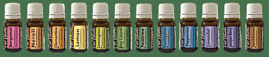 Pure Naturals essentials oils