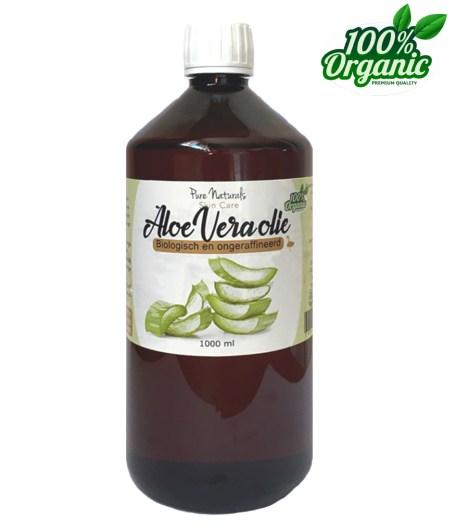 Aloe vera olie maceraat groothandel liter
