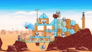 angry birds gameplay
