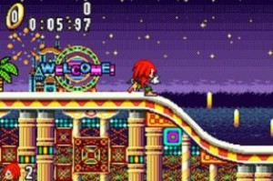 Sonic Advance - Knuckles