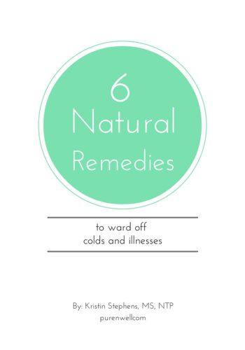 6 Remedies Ebook Image
