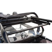 Tusk Rear Bumper, Cargo Rack, and Spare Tire Carrier for ...