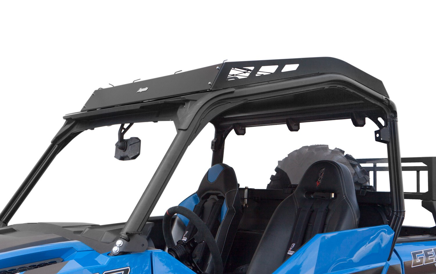 Dragonfire Racing Cargo Roof Rack for Polaris General 1000