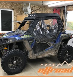 2017 polaris rzr 900 trail with aftermarket wheels and tires [ 1004 x 1004 Pixel ]