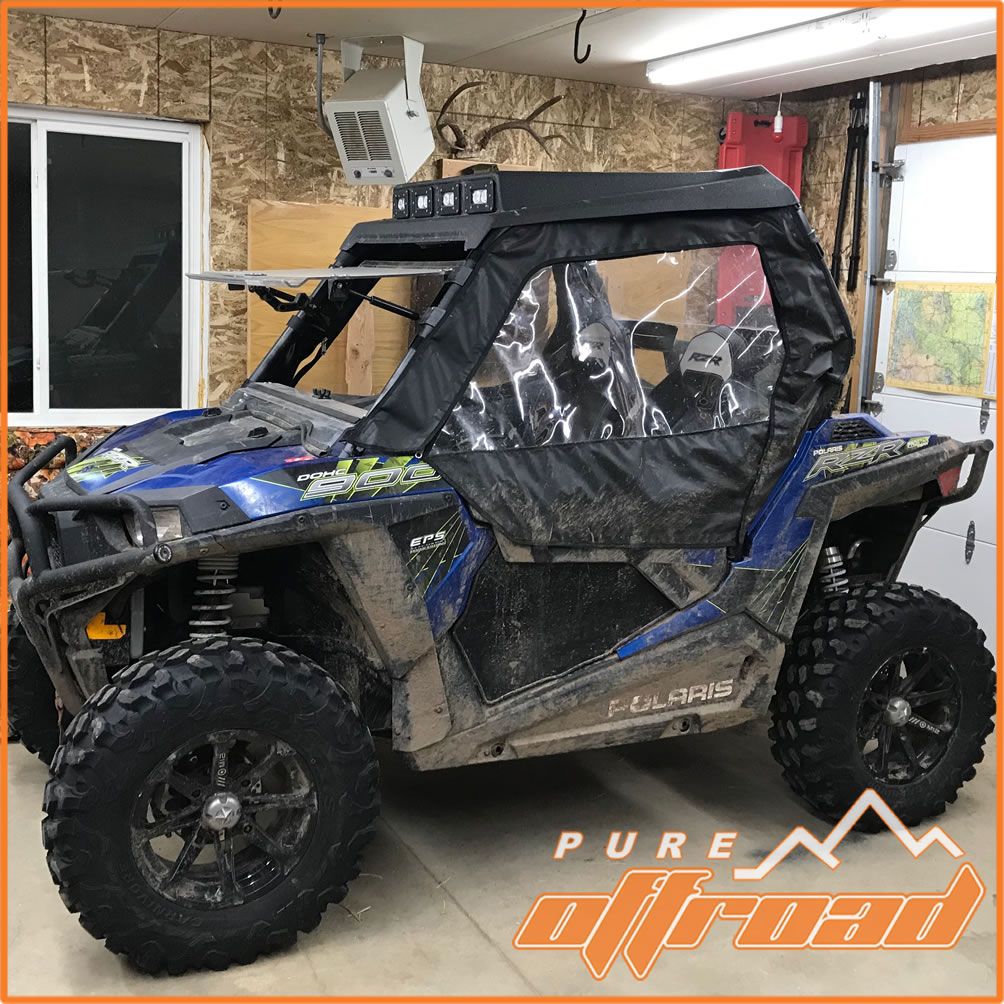 hight resolution of 2017 polaris rzr 900 trail with aftermarket wheels and tires