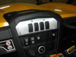 Command Center with Fuse Box for CANAM Commander by EMP