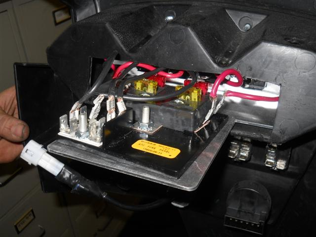 2003 Honda Element Radio Wiring Command Center With Fuse Box For Can Am Commander By Emp