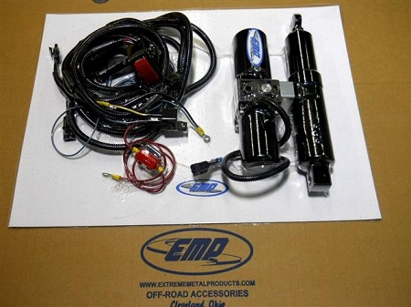 2000 Yamaha Golf Cart Wiring Diagram Extreme Metal Products Power Angle Package