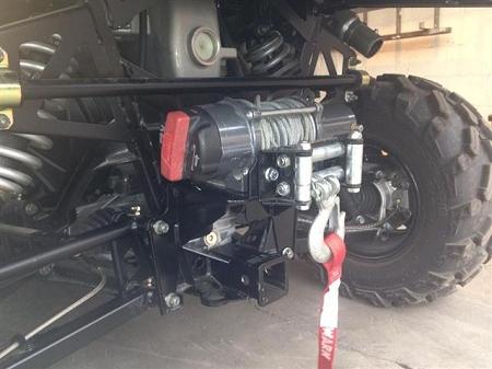And Charging Wiring Diagram Honda Foreman 400 Emp Rear Winch Mount For Xp900 Polaris Ranger