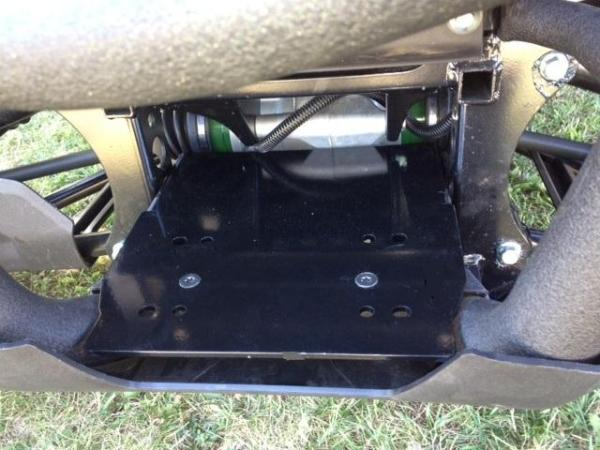 Winch Mount for Yamaha Viking by Extreme Metal Products