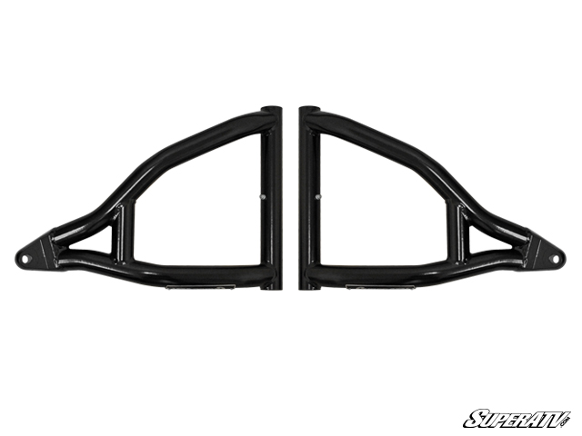 Forward Offset A-Arms for the Polaris Sportsman