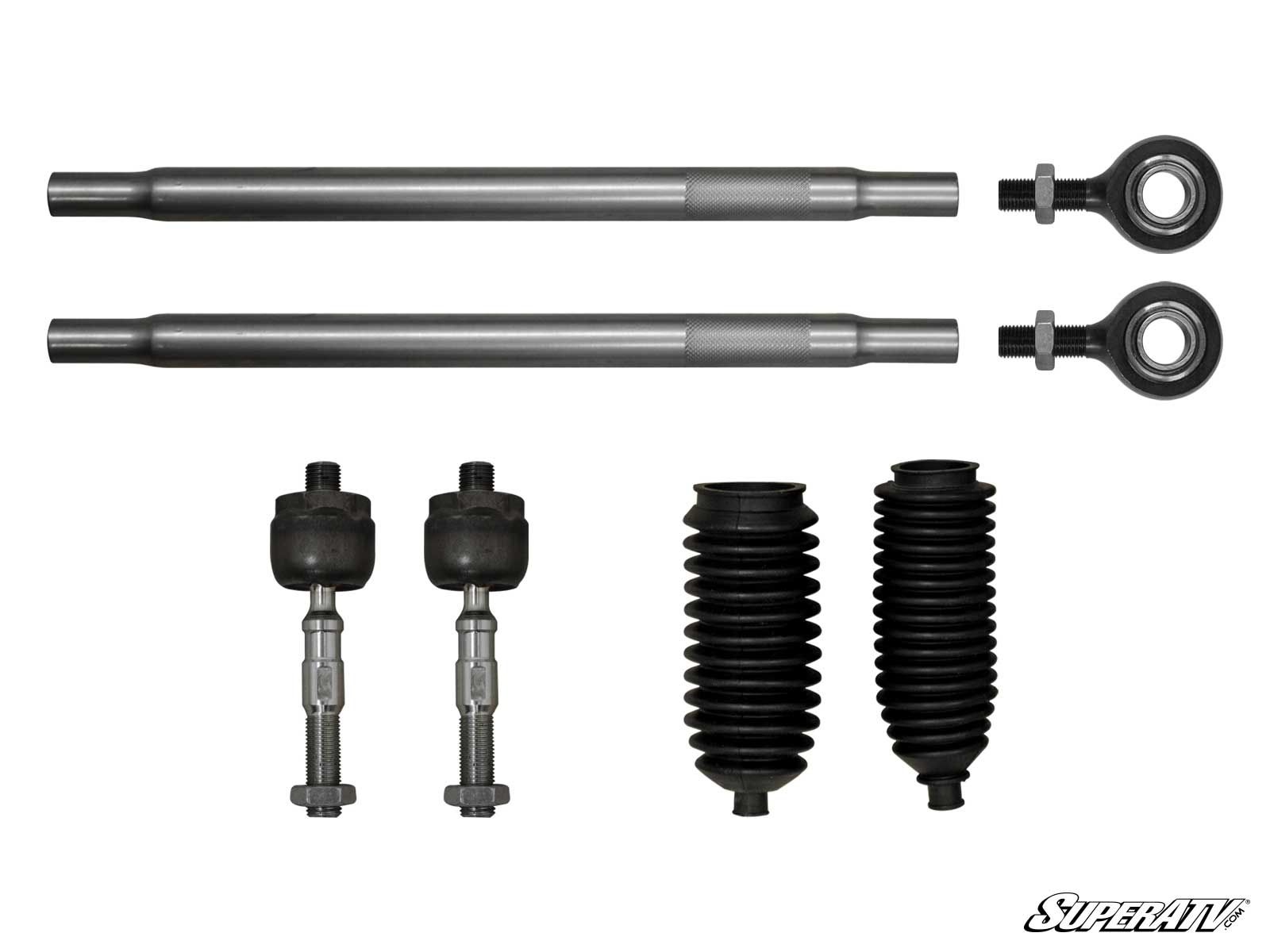 Heavy Duty Tie Rods for Polaris RZR 1000