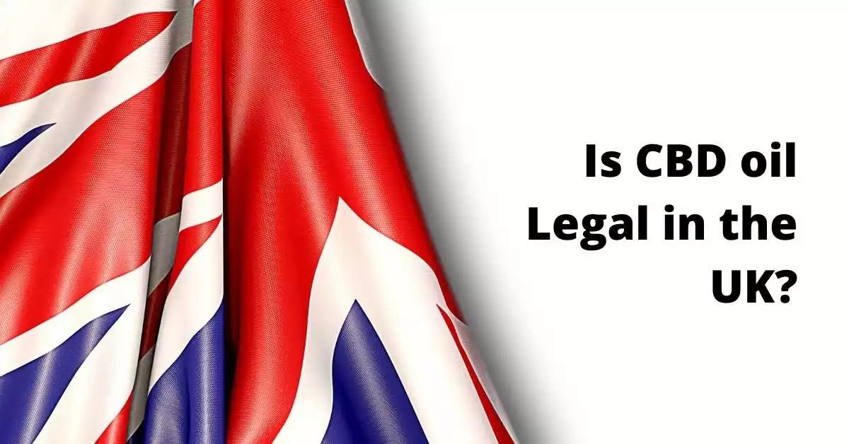 is cbd legal in the UK?