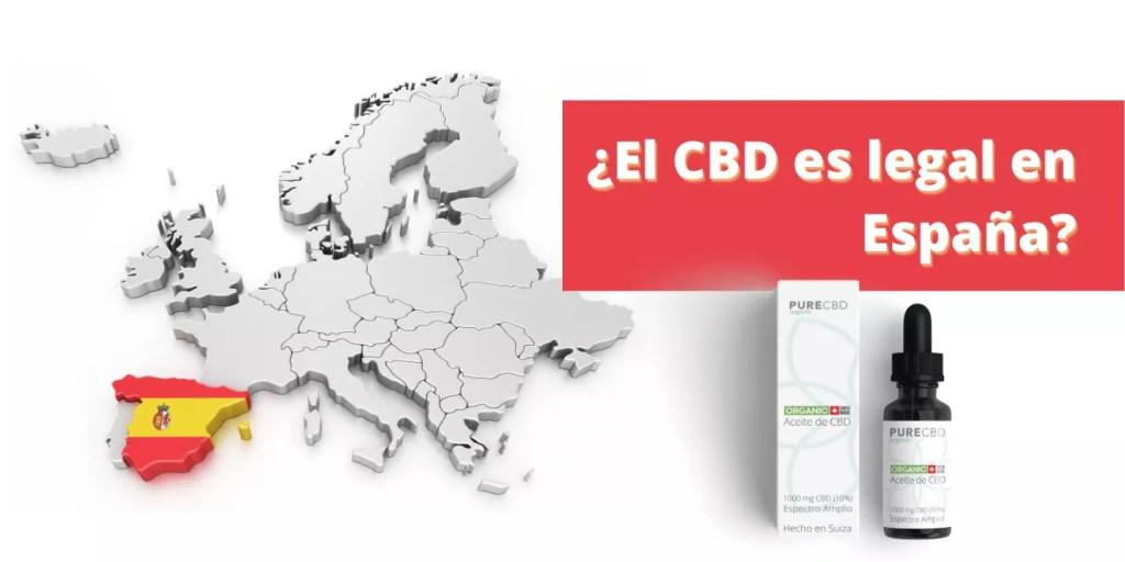 ¿Es legal el cbd en el España?