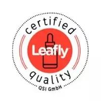 CBD leafly certified quality