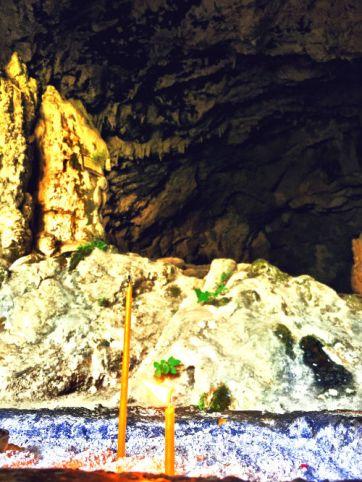 agia cave in topolia gorge