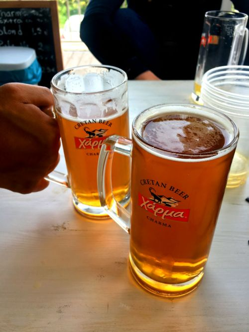 charma beer