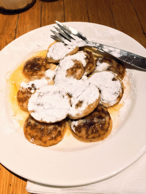 little dutch pancakes