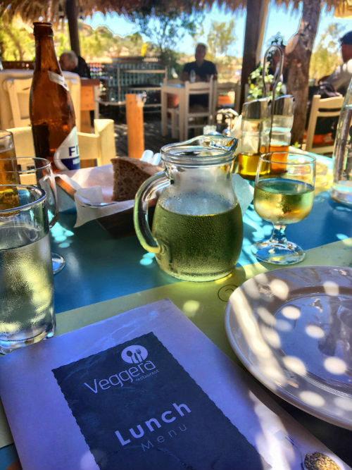dining in paleochora