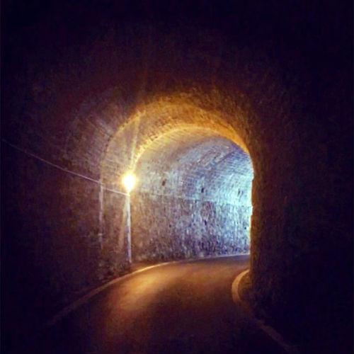 Topolia Tunnel, Greece