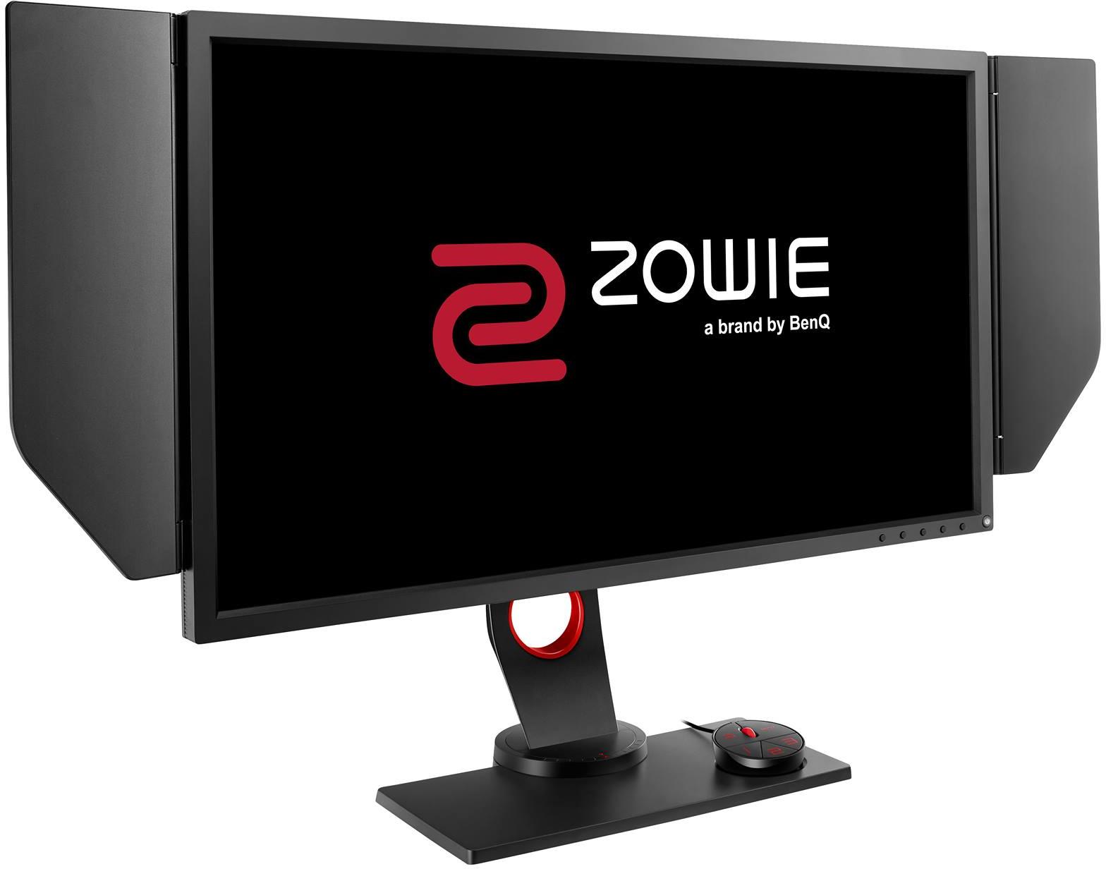 ZOWIE XL2740 - 27-calowy monitor dla e-sportowych graczy | PurePC.pl