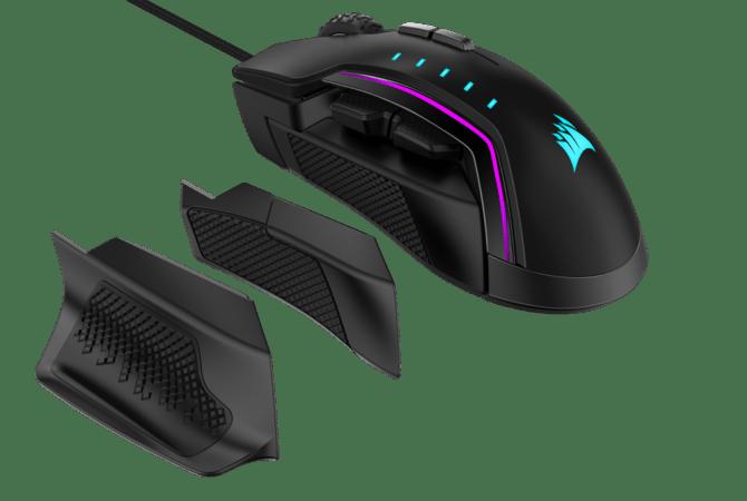Corsair Ironclaw RGB Wireless i Glaive RGB PRO - nowe myszki [3]