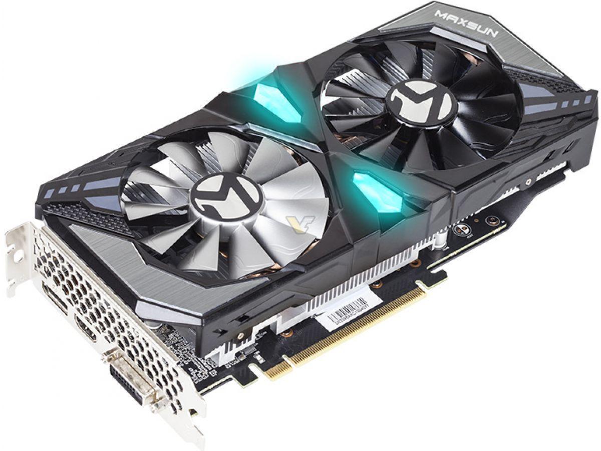 NVIDIA GeForce GTX 1660 SUPER - znamy pełną specyfikację karty   PurePC.pl