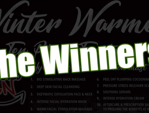 winter warmer treatment winners