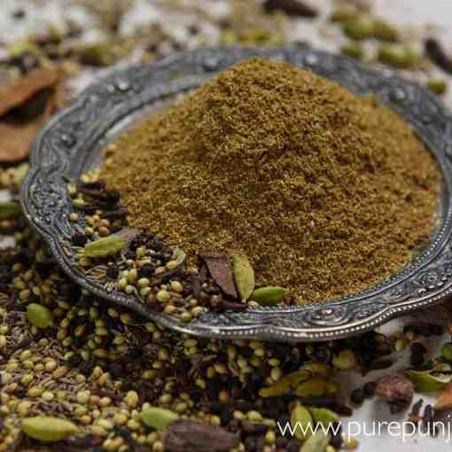 Pure high-quality Garam Masala made to our traditional Punjabi family recipe.