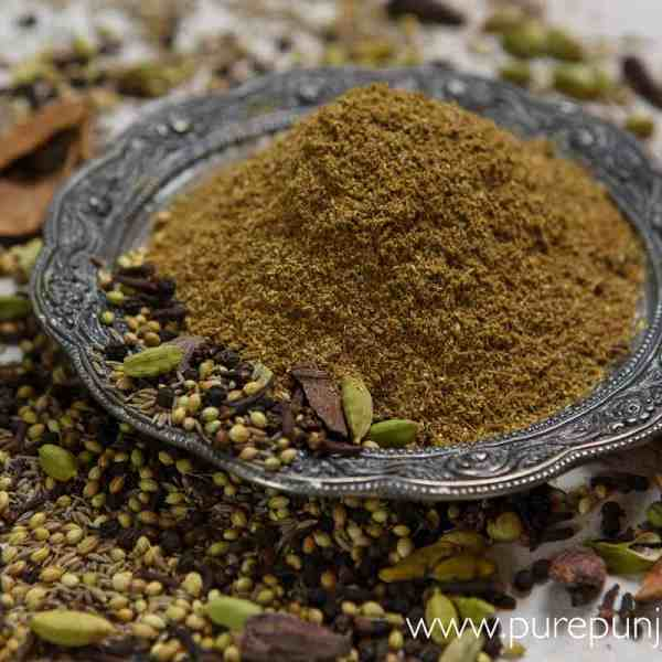 Pure high-quality Garam Masala made to our traditional Punjabi family recipe.
