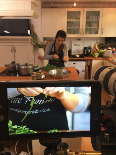 Pure Punjabi Online Indian Cookery Course