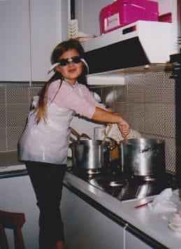 Pure Punjabi cookery school Safia learning to cook Punjabi food