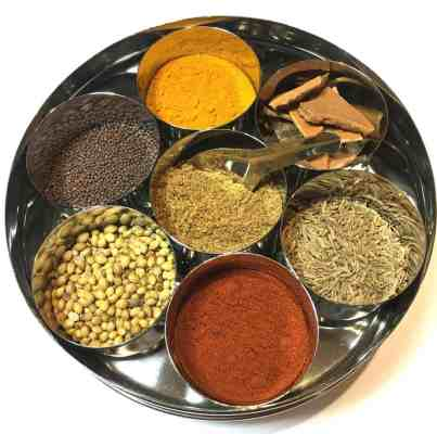 Masala Dabba Starter Spice tin collection