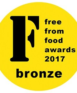 Bronze FreeFrom Food Awards 2017 Pure Punjabi Dhal
